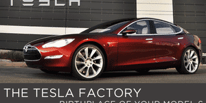 Tesla Model S is coming